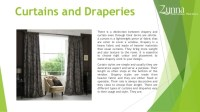 Types Of Curtains And Draperies,Contemporary Curtains