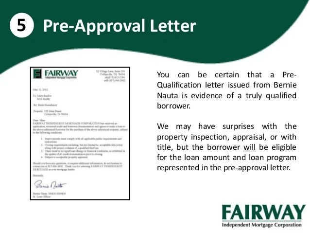 Credit Application Form Template Word Excel Templates Bernie N Loan Pre Approval Presentation