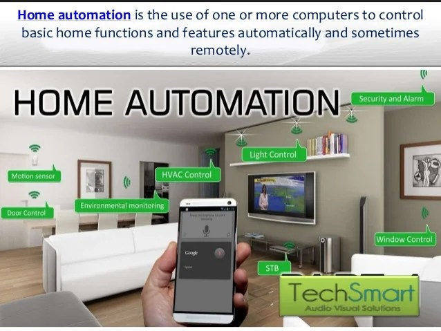Home Smart Systems Home Automation | Smart Home System | Tech-smart
