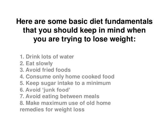 How to loss weight natural remedy ltt 8 home remedies for weight loss 4 ccuart Choice Image