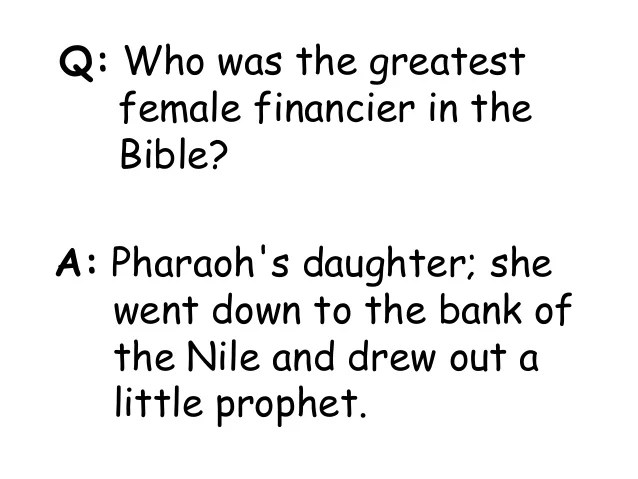 Bible Riddle Funny wwwpicswe