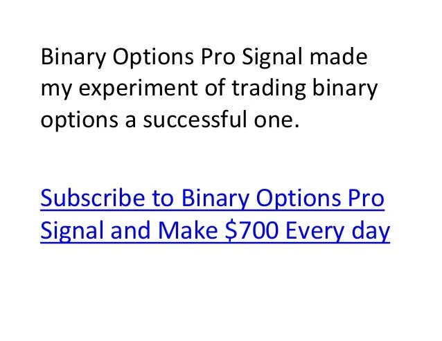 signals feeds binary options review