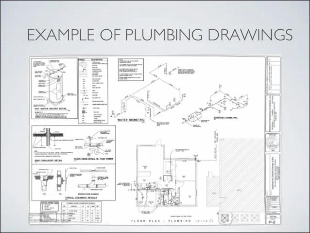 reading an electrical plan