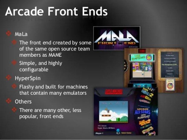 Best Arcade Cabinet Frontend Functionalities Net