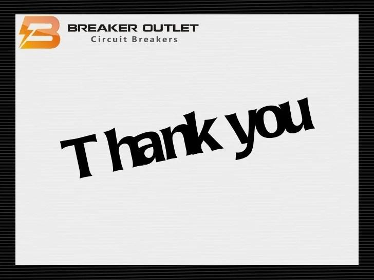 circuit breaker upgrades