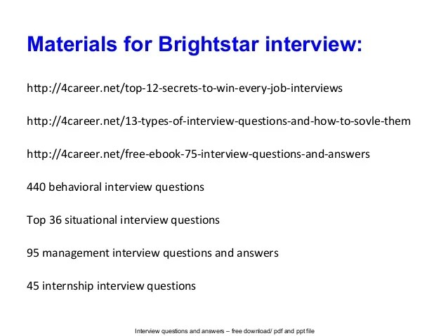 star interviewing interview questions to ask when hiring all star