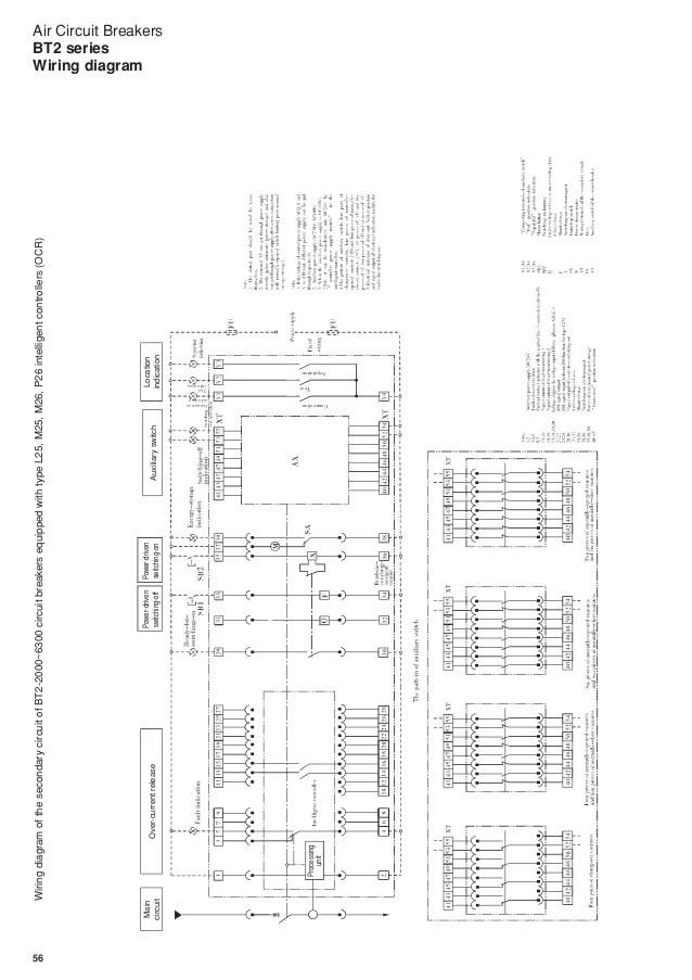old circuit breakers wiring diagram
