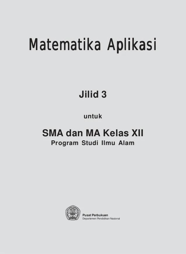 Judul Skripsi Statistik Matematika Pustakaskripsi Pusat Download Skripsi Gratis Hak Cipta Pada Departemen Pendidikan Nasional Dilindungi Undang Undang