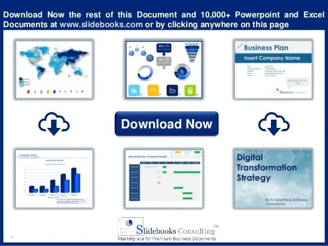 simple business case template powerpoint - Goalgoodwinmetals