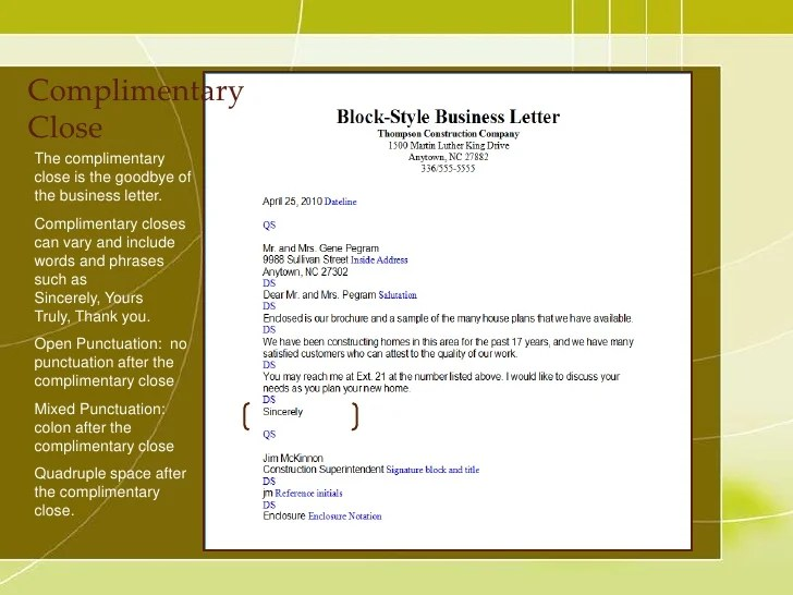 Business Letter Wikipedia Business Letter