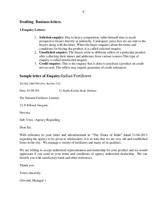Cover Letter For A Cost Quotation Template Sample Form Business Letters