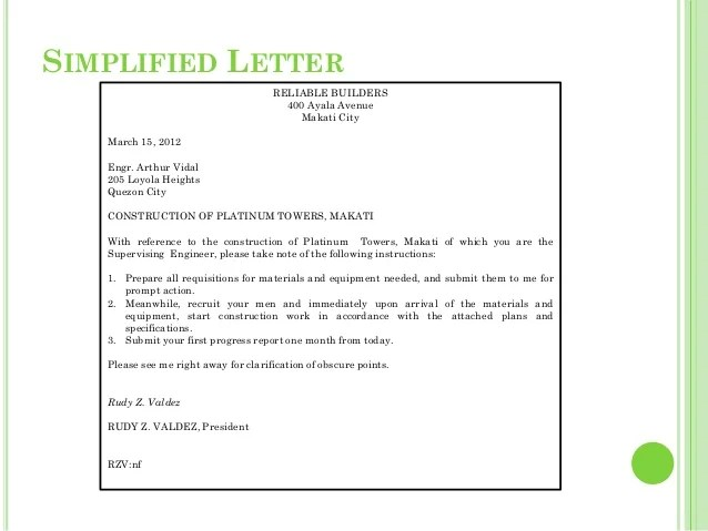 What Is Reference Notation In Business Letters Chron Business Letters
