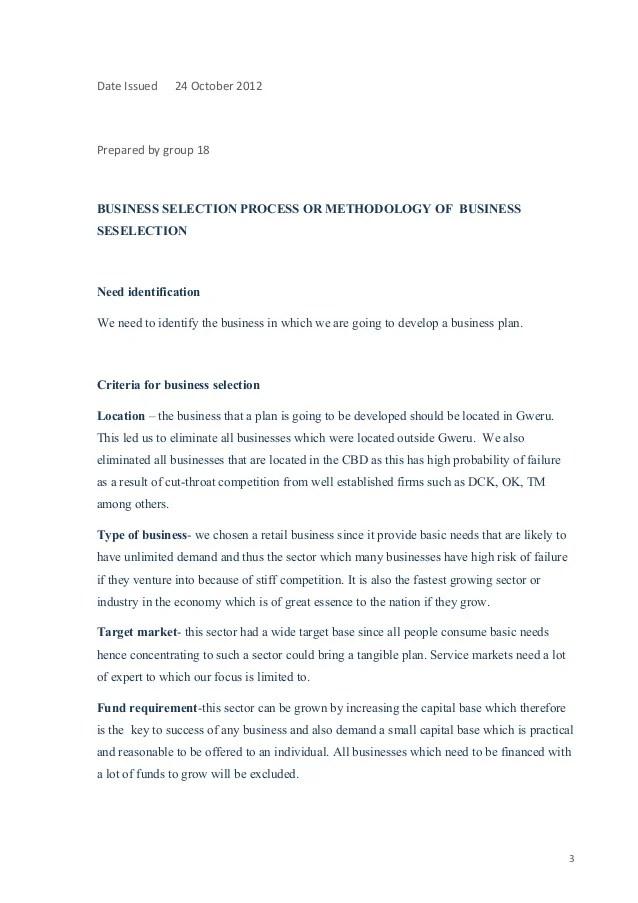 how to write a simple business plan - Koranayodhya