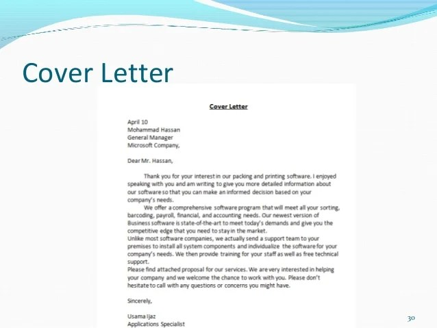 business proposal cover letter writing a business proposal free