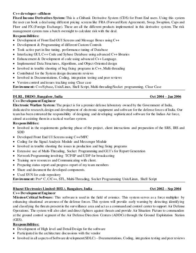 python automation testing sample resume