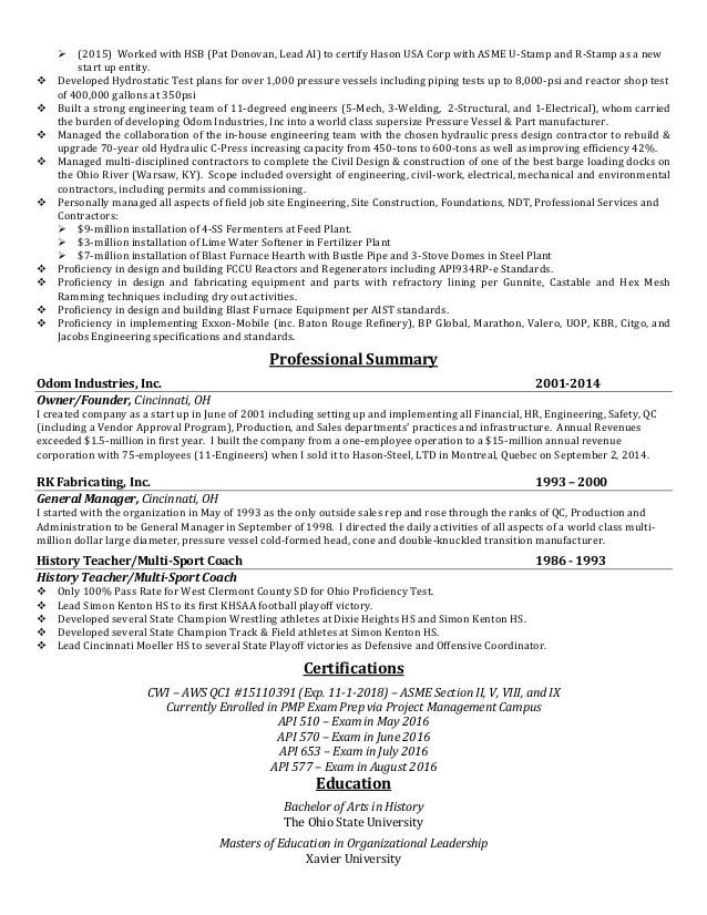 expeditor resume - Romeolandinez