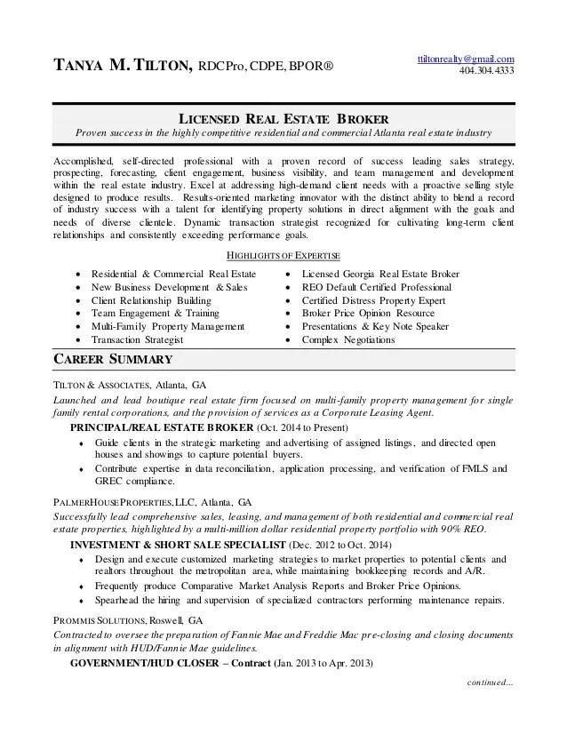 licensed customs broker resume example