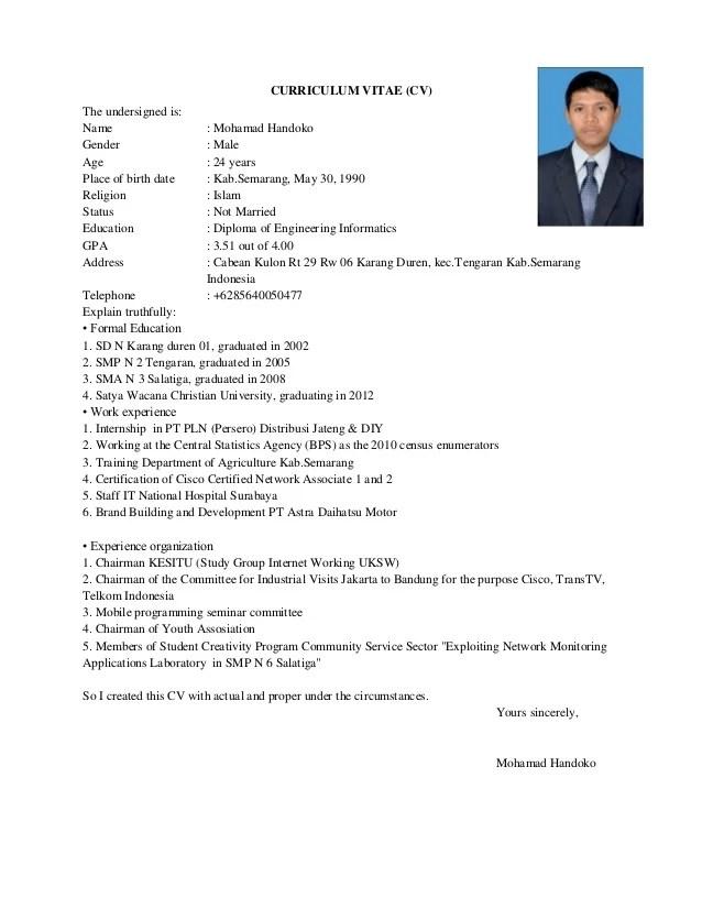 cv format for hotel job resume maker create professional fellow