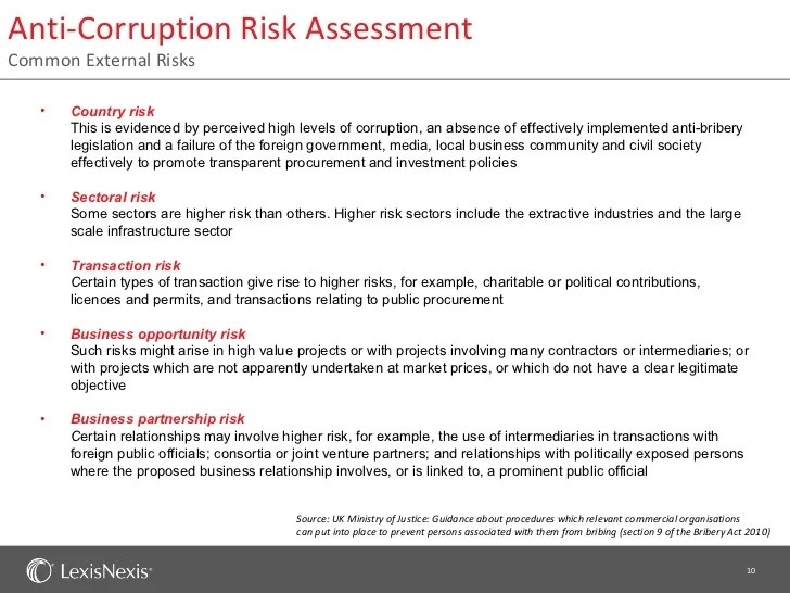 Outstanding risk assessment policy template vignette example bribery and corruption policy template costumepartyrun maxwellsz