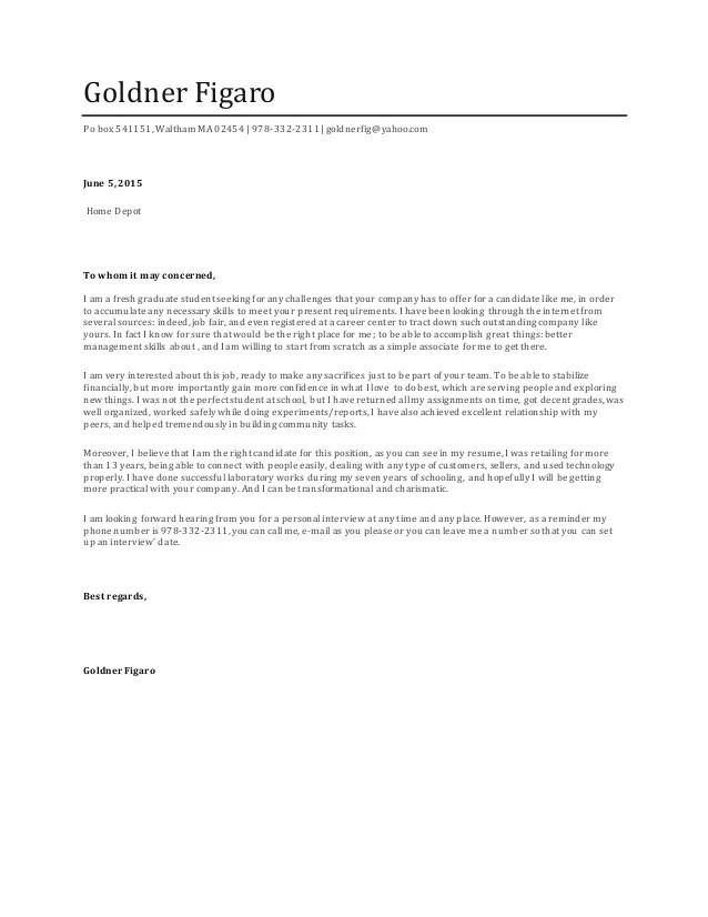Home Depot Donation Request Letter - Design Templates