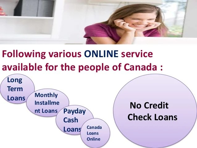 Canada Loans Online - Flexible Financial Option Available Online For