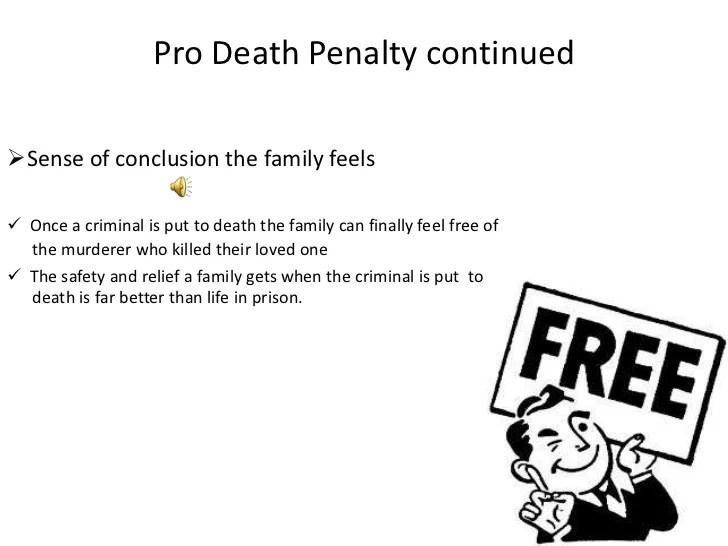 capital punishment argument essay