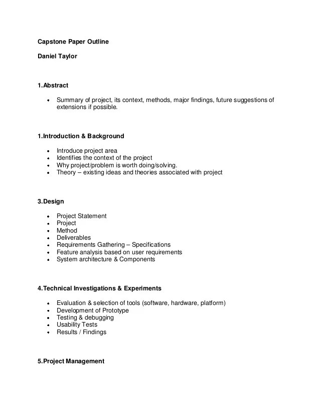 what does an outline for a term paper look like You are here: comparative essay /outline for writing a research paper  the work  and wrote the paper is generally listed as the first author of a research paper.