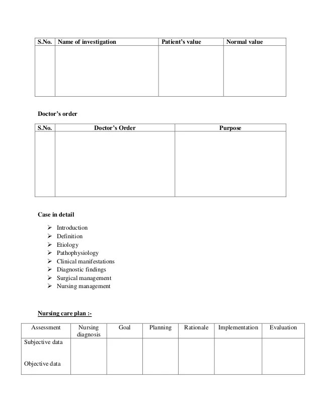 The Format Case Study Imperial Valley College Case Study Format
