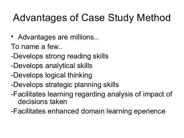 Marketing Business Case Study List Business Case Studies Case Study Method