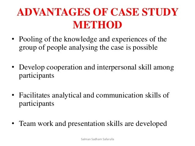 Case Study Interview Examples Questions And Answers Advantages Of Case Study Methods Case Study In Psychology