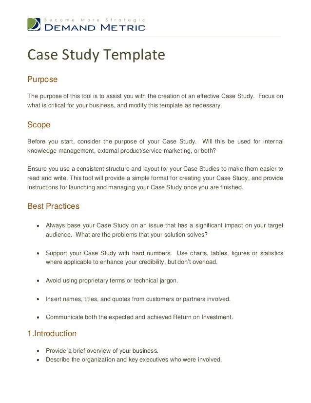 The Importance of Case Studies in a Design Portfolio Web Design Ledger