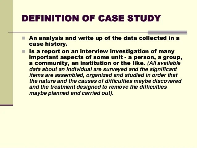 Stimuli Definition Examples Study Case Study Tool For Effective Counseling