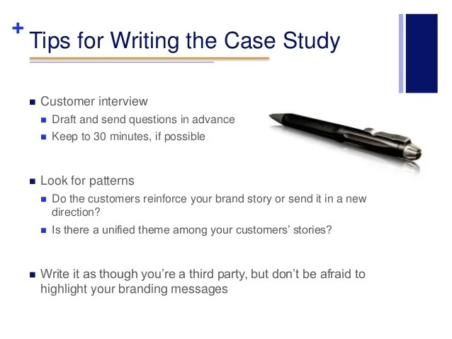 case study interview tips - Minimfagency