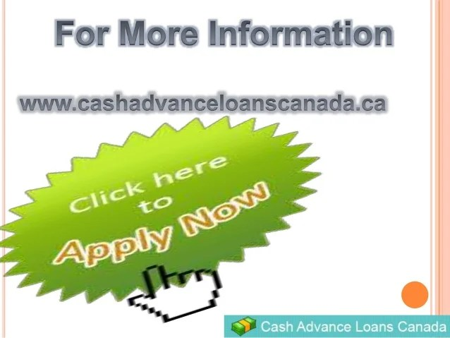 Cash Advance Loans Canada- Always For You In Advance For ...