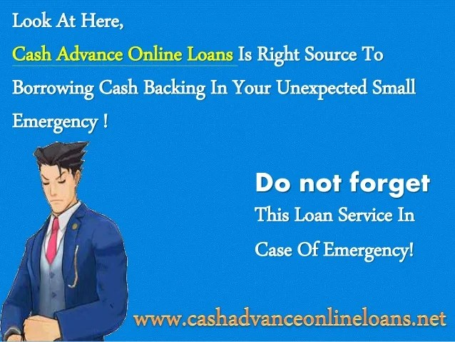 Cash Advance Loans- Get Easy Payday Money Advance Loans For Solve Une…