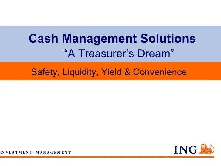 Cash Management Solutions Ippi Icp 310310