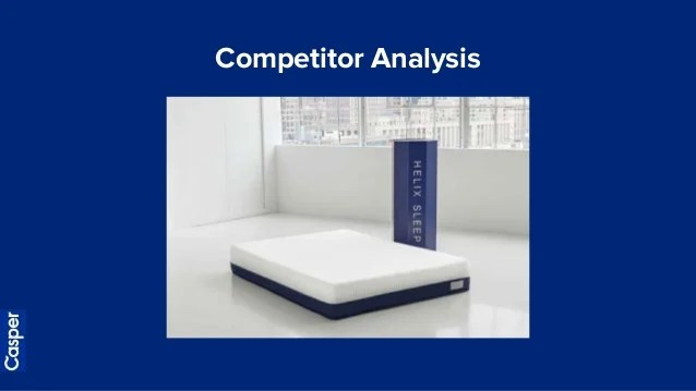 Casper Mattress Presentation