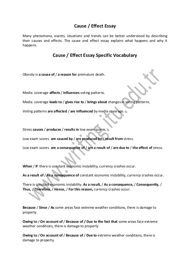 best resume tips help my earth science essays master causes effects essay pollution causal essay job sample resume writing a cause and effect essay topics