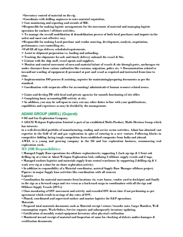 oil and gas resumes - Josemulinohouse - sample resume for oil and gas industry