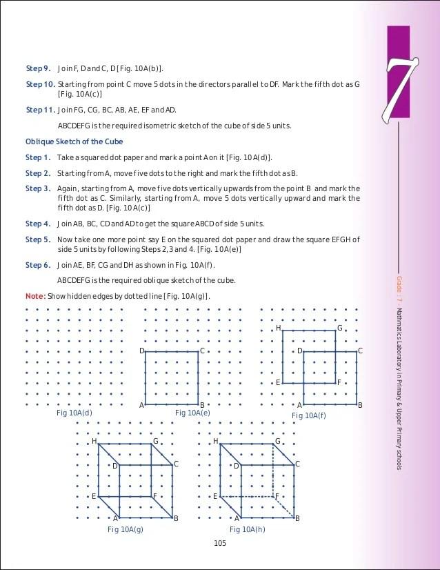 Isometric Dot Paper Activities - intellego