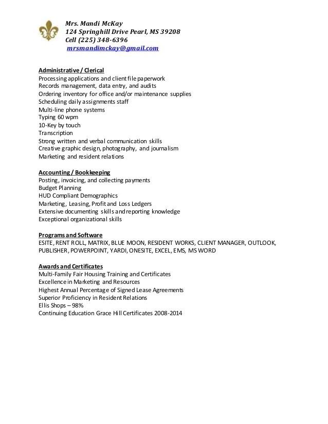 records manager cover letter - Mavij-plus