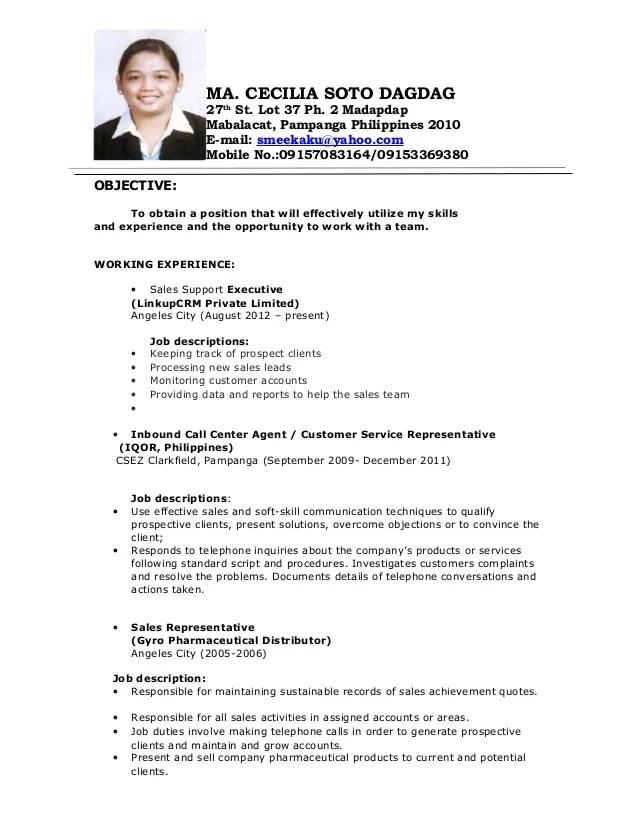 resume sample call center director career resumes call center resume