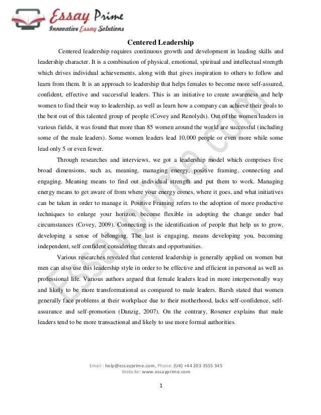 Engineering Resume Template Best Sample Resume Essay About The Leadership