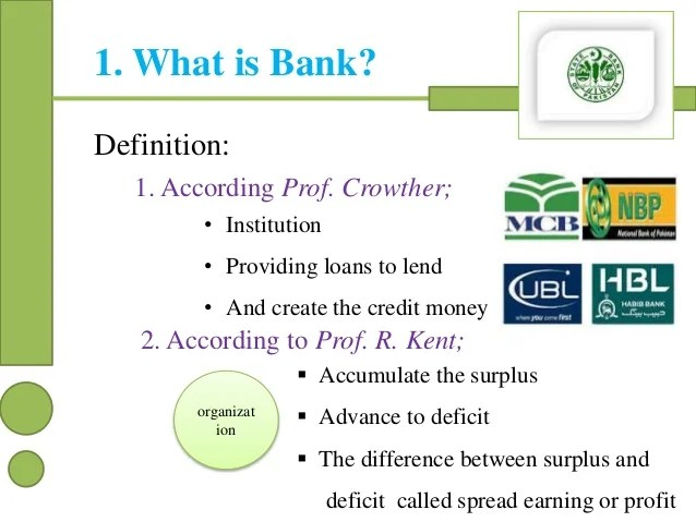 Central bank and state bank of pakistan, Functions, Prudential regula…
