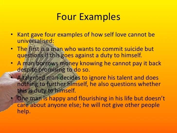 Kant Explain Categorical Imperative