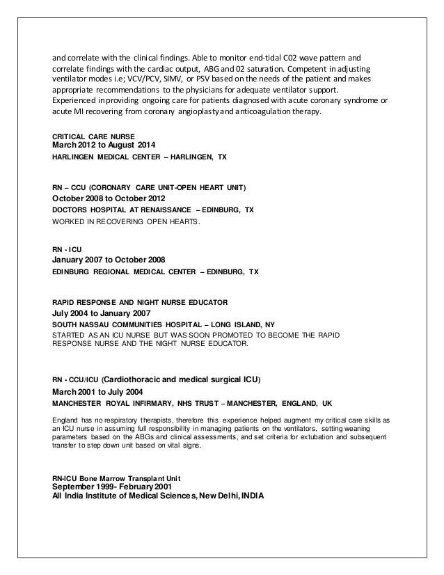 Sample resume crna Write a leaflet ppt