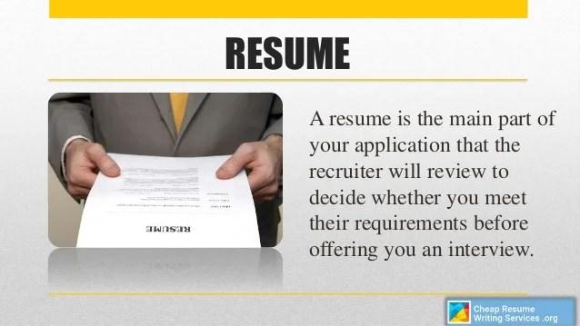 cheap resume writing service - Onwebioinnovate