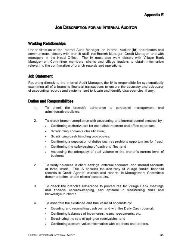 internal audit manager resumes - Alannoscrapleftbehind - coding auditor sample resume