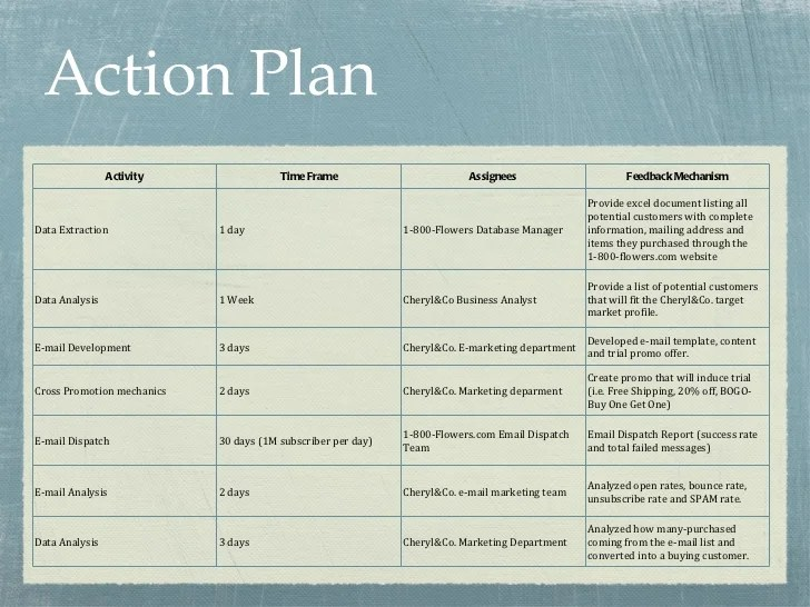 Microsoft Business Plan Template 12 Free Word Excel Cheryl And Co Case Presentation