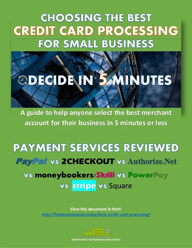 Credit Card Merchant Service Tips | Business Credit Cards New ...